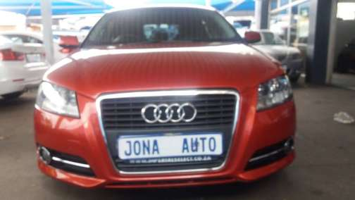 Audi A3 18t In South Africa Value Forest