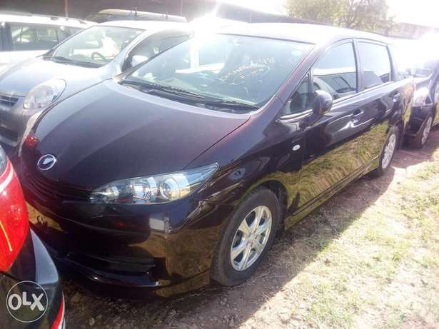 Toyota wish vulvematic 2010 model,brand new on sale North Coast - image 4