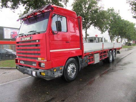 Scania 143-420 - 1995