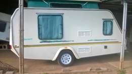 Gypy Raven caravan in excellent condition for sale