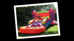 Hire a jumping castle todau