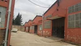 3000 sq feet godown to let in industrial area