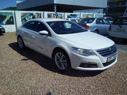 Vw CC 2.0 TDi Dsg full service history at agents