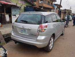 Registered 2006 Toyota Matrix
