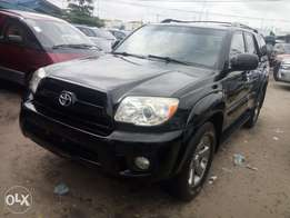 Just arrived 2008 Toyota 4runner. Duty paid