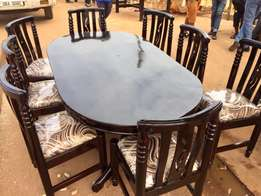 dining set 6or8 seater
