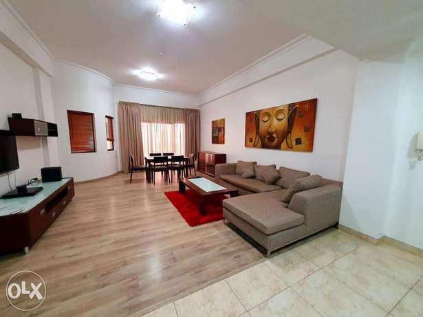 Spacious 3 BR FF+Balcony+Close Kitchen in Juffair For Rent