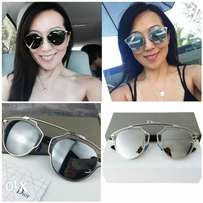 "Dior ""so real"" mirrored Lens Sunglasses"