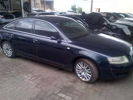 audi a6 2.4 2010 for stripping