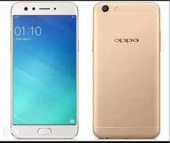 OPPO F3 gold in colour