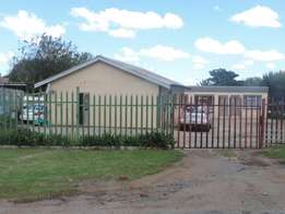 Property ideal for long term investment with rental income of R13500