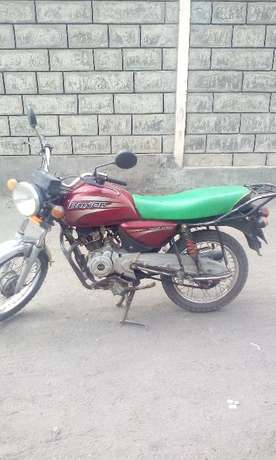 Bajaj Boxer 100cc in good condition Nakuru East - image 5