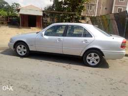 Clean mercedez benz for sale
