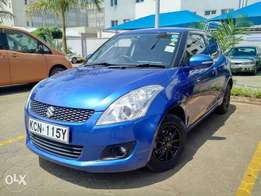 Suzuki swift Manual 2010 new shape