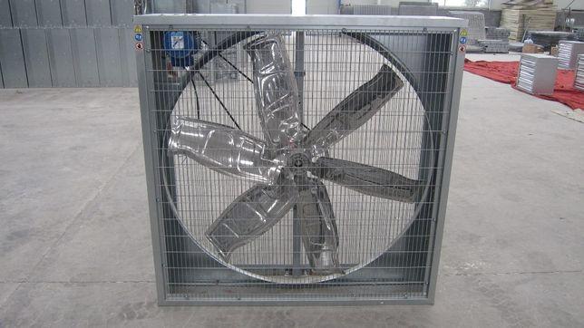 Genialny Wentylator przemysłowy, wyciąg lub nawiew powietrza 140cm 90cm NZ66