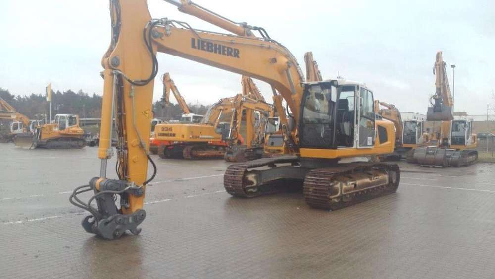 Liebherr R926 Advanced Lc Litronic - 2011