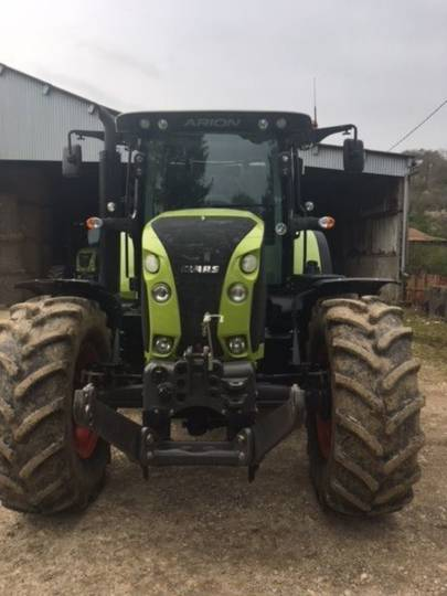 Claas arion 620 cis t4i - 2016 - image 4