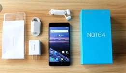 Boxed infinix note 4