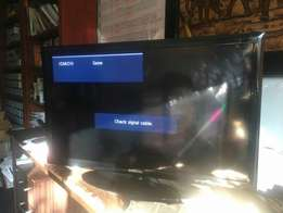 "Still new Samsung 32"" HD Led TV for sale"