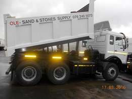 Mercedes 10 Cube Tippers Available