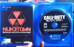 For Sale! PS4 Call of Duty: Black Ops III