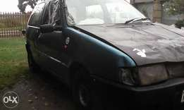 Fiat uno as is needs work