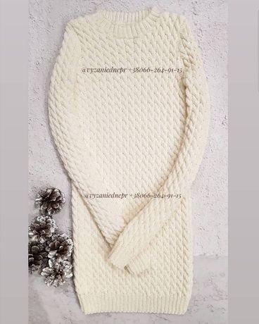 вязание вяжу на заказ на спицах и вязальной машине