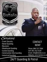 Bouncers, Event Security & Security Guarding Services!!!