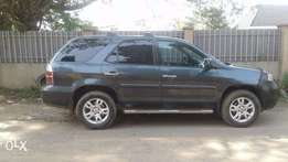 Clean and Attractive Acura MDX