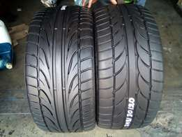 245/30/20 Achilles tyres for sell