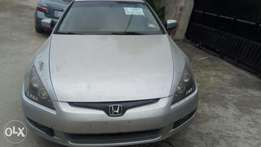 2003 Honda Accord Coupe V6