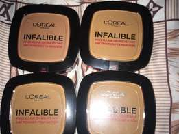 Loreal foundation powder clearance sale