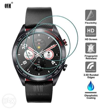 Honor magic watch 2 glass screen protector
