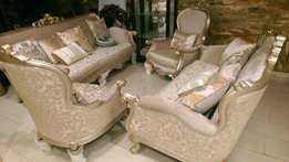 Quality Royal chairs and center table