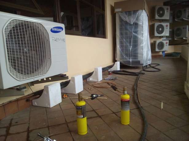 Air conditioners,coldrooms,refrigeration,lab-gas installition City Square - image 2