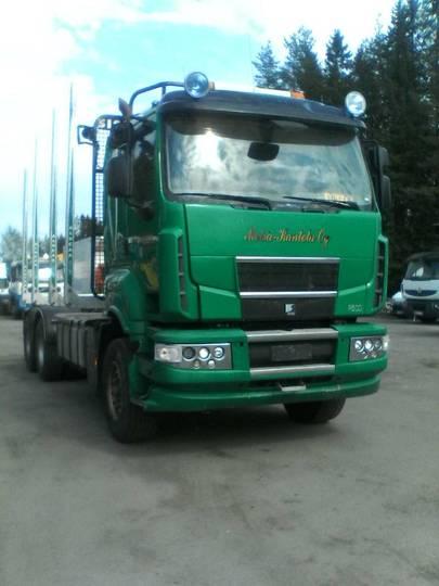 Sisu R 500 E13m - 2008