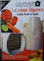 Potatoe and vegetable cutter