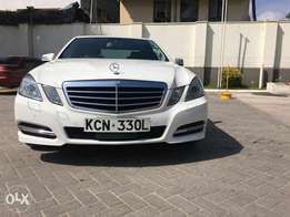 Benz E300 fully loaded 2011 fresh import KCN petrol