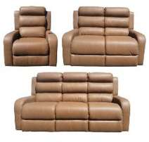 Brand new Motani recliner lounge suite for sale