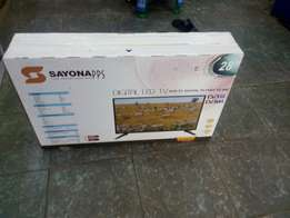 28 Inches Digital Sayona LED Tv Brand New at My Shop