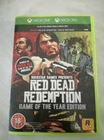 Xbox One/360 Game: Red Dead Redemption GOTY Edition