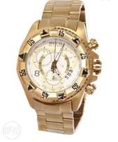 Invicta Reserve Flame Fusion Crystal Wrist Watch