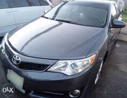 Registered 2014 Toyota Camry