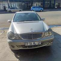 Month end Special: 2005 Mercedes benz c180 manual for R 72000.00 This