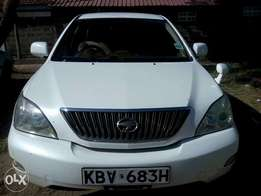 Toyota Harrier 240G for sale