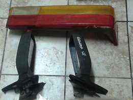 Ford Granada RS Tail Light and Mirrors