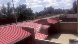 For quick sale 4bedroomed house in kiamunyi Nakuru