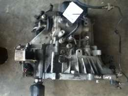 VW BBY Gearbox for Sale