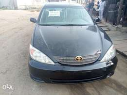2003 toyota camry tokunbo