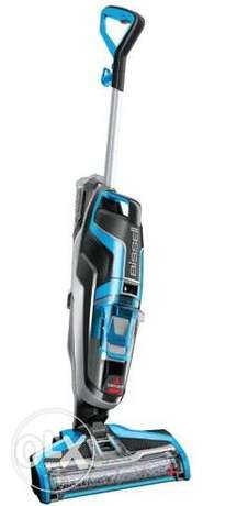 Bissell Crosswave All In One Multi-Surface Cleaning System - Titanium/
